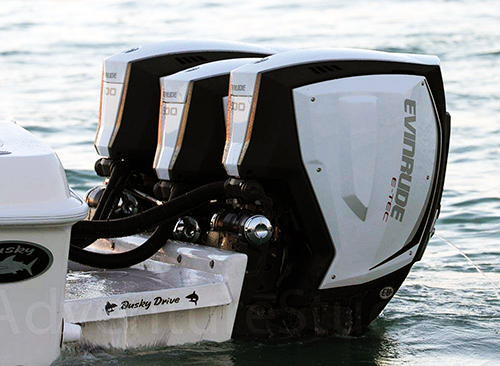 New used outboard engines for sale in pompano beach fl for Boat motors for sale in florida